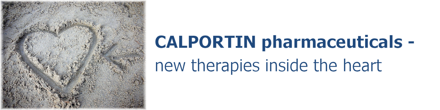 Logo of CALPORTIN pharmaceuticals